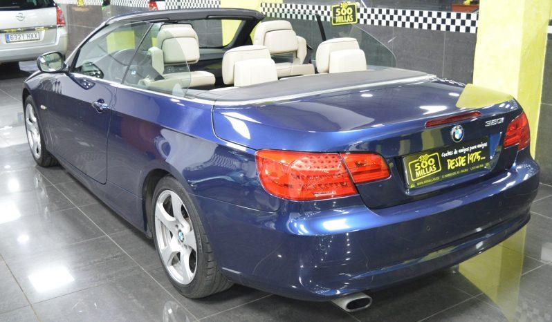 BMW 320I CABRIO completo
