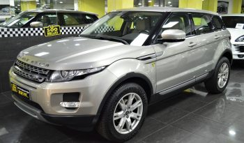 LAND ROVER RANGE ROVER EVOQUE 2.2L TD4 PURE TECH