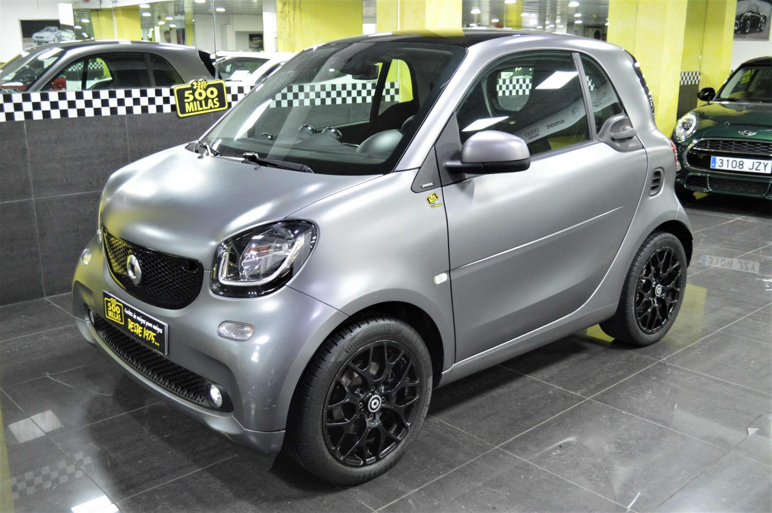 SMART FOR TWO «PASSION» 90