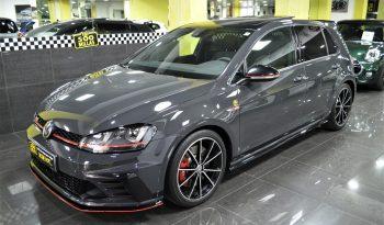 VW GOLF GTI «CLUBSPORT» 2.0TSI DSG