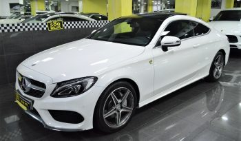 MERCEDES-BENZ C 220D COUPE «AMG» 9G-TRONIC