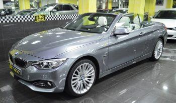 BMW 435D CABRIO XDRIVE «LUXURY»