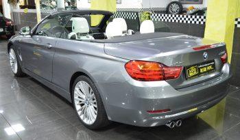 BMW 435D CABRIO XDRIVE «LUXURY» completo