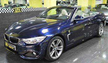 BMW 420D CABRIO «SPORT»
